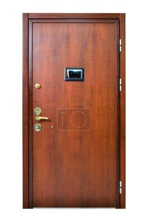Modern front door camera