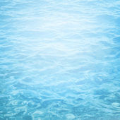 Realistic vector background of sea water with ripple