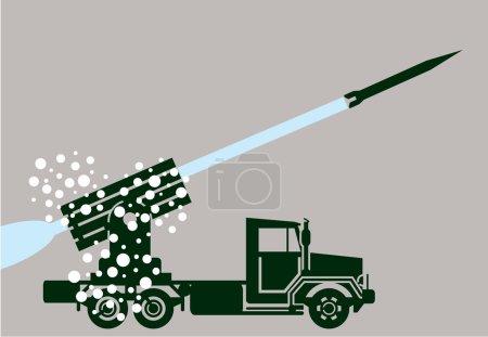 Rocket Fire Truck