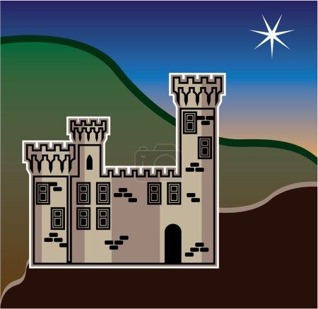 Castle star
