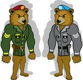 Bear Soldier