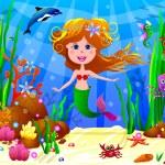 Постер, плакат: The Little Mermaid