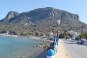 Embankment in Kefalos