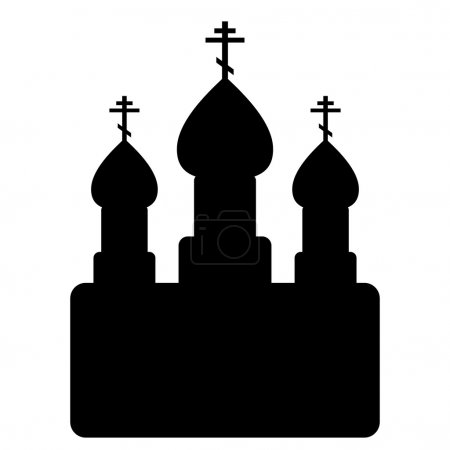 Orthodox church icon