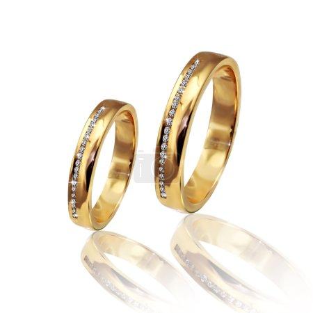Meilleur mariage et bague de fiançailles