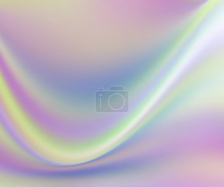 Abstract green pink background
