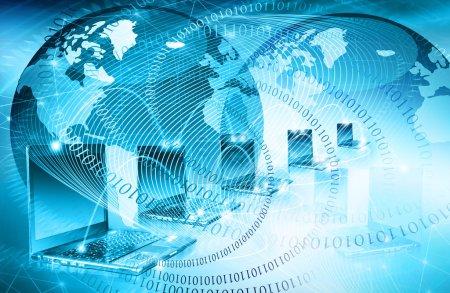 Best Internet Concept of global business