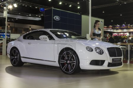 Bentley Continental GT V8 Car