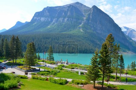 Photo pour Lac Louise, Canada - image libre de droit