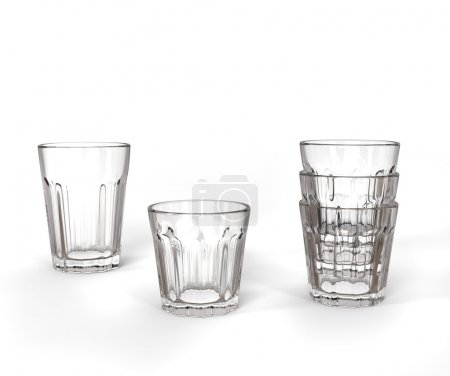 Various Drinking Glasses