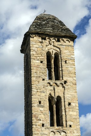 Romanesque church Sant Miquel Engolasters, Andorra