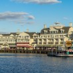 Boardwalk Hotel at Disney World - Epcot Center....