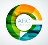 Vektorové logo dopis