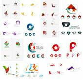 abstract business emblems