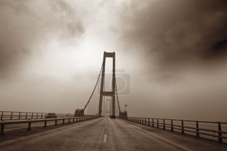 Bridge between Fyn and seeland