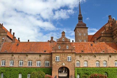 House facade in Svenborg