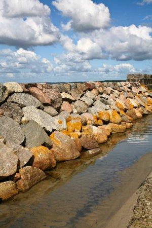 Coastal Sweden view