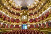 Uvnitř slavného mnichovského bydliště divadlo