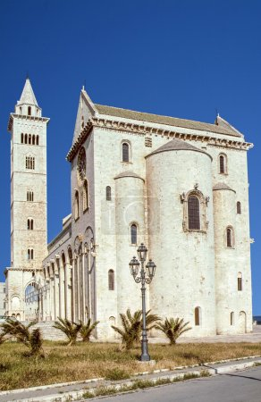 Cathedral on the sea in Trani