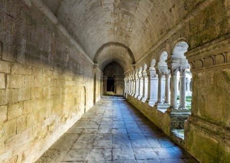 famous Senanque Abbey