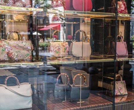 Gucci Store Exterior Tokyo Japan