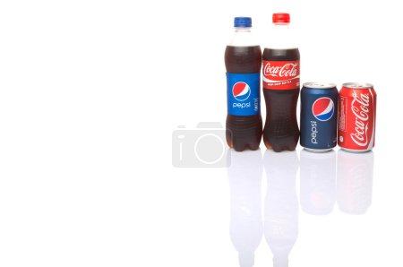Pepsi And Coca Cola