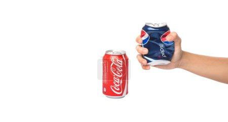 Cola Wars concept