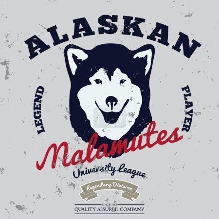 Alaskan malamute club.