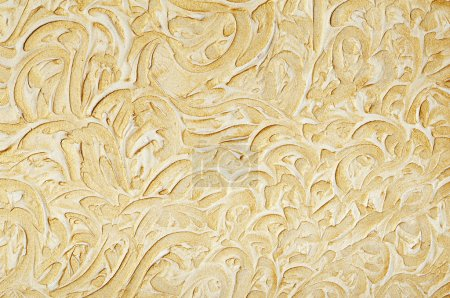 Photo for Texture of plaster with a large depth of field - Royalty Free Image