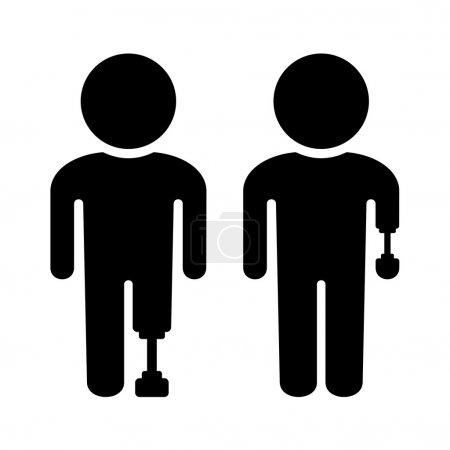 Prosthesis Icons