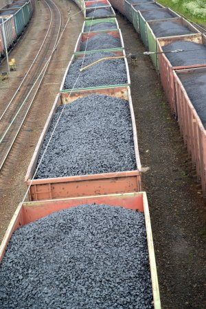 Transportation of coal in commodity cars
