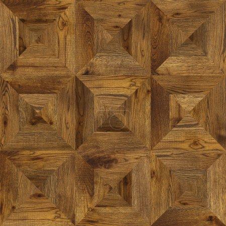 Natural wooden background, grunge parquet flooring design seamless texture for 3d interior