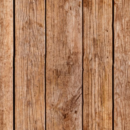 Photo for Old wood seamless background - Royalty Free Image