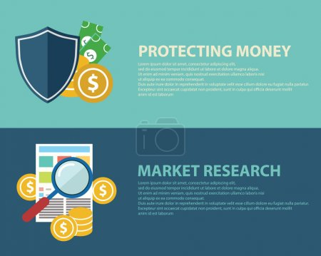 Market Research, security  concept