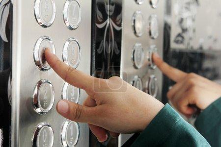 Elevator...