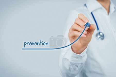 Doctor improve patient prevention