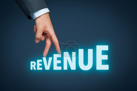 Increase revenue concept