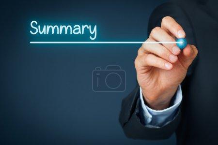 Foto de Resumen partida - plantilla de fondo para la presentación del negocio - Imagen libre de derechos