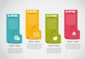 Infographic šablony pro podnikání vektorové ilustrace