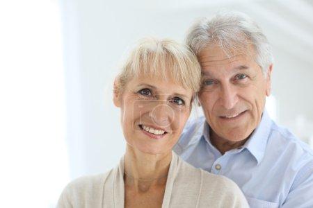 Photo for Portrait of happy senior couple - Royalty Free Image