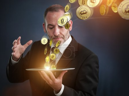virtual money - Bitcoins