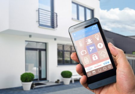 Smart Home Security App