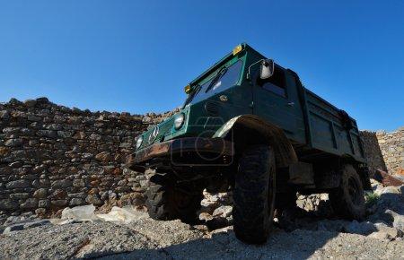Unimog 401 four wheel drive