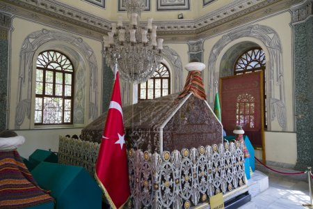 Tombs of Ottoman Sultans, Bursa, Turkey