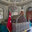 Tombs of Ottoman Sultans, Bursa, Turkey...