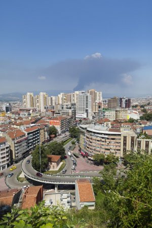 Bursa, Turkey's forth largest city...