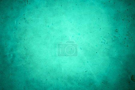 Photo pour Grunge fond texture sarcelle - image libre de droit