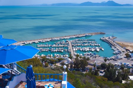 Photo pour Tunis, Tunisie - image libre de droit