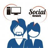 Návrh sociální sítě