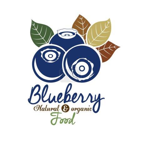 Blueberry design